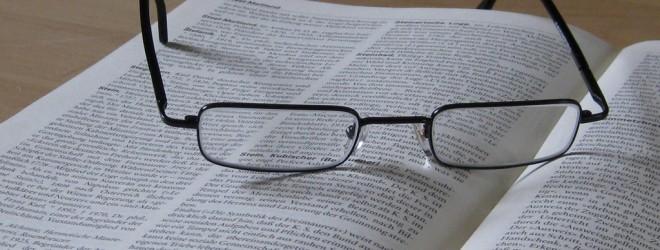 Die Geschichte der Brille