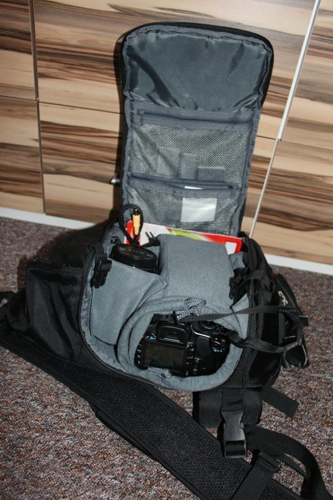 Fotorucksack - ein nützliches Geschenk